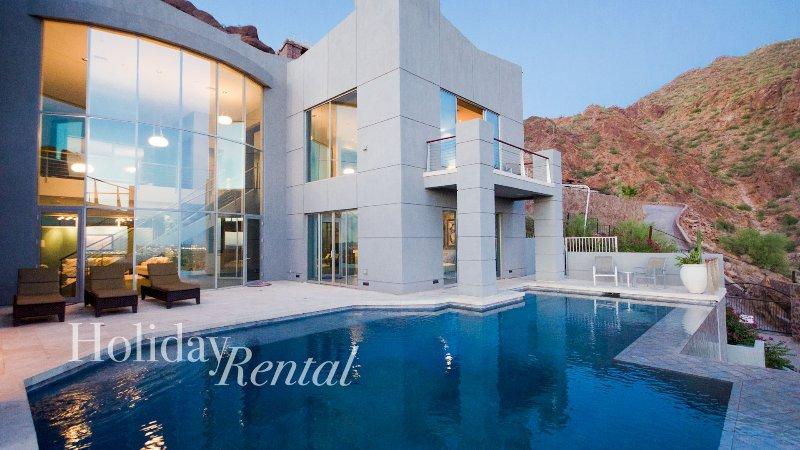 10 Million Dollar Mansion - Private Resort in Old Town Scottsdale. Top Rental - Image 1 - Scottsdale - rentals