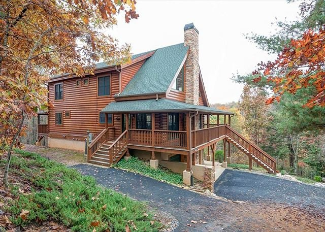 Gristmill Cabin - Image 1 - Nebo - rentals