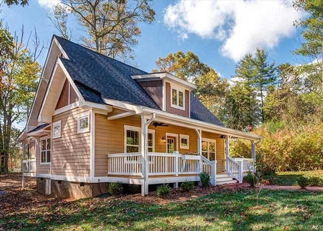 The Monarch House | Newly Built Craftsman Home in Black Mountain - Image 1 - Black Mountain - rentals