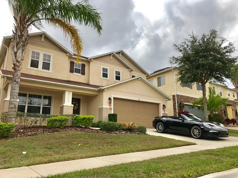 Welcome Home! - WELCOME HOME! LARGE 3100 SQ FT POOL-MINS TO DISNEY-PGA GOLF-FREE POOL HEAT! - Davenport - rentals