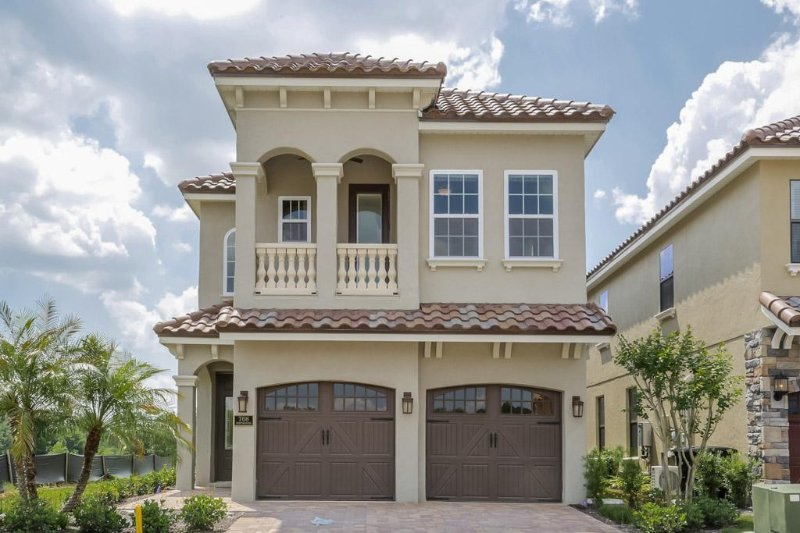Beautiful 5 Bed Reunion Resort Pool Home From 245 - Image 1 - Orlando - rentals