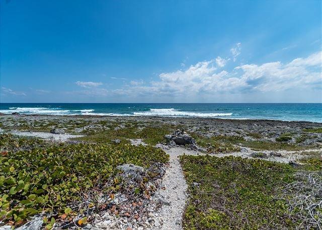 Oceanfront - Casa Iguana - Akumal - rentals