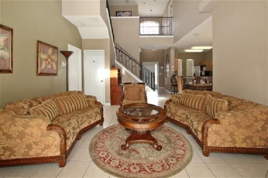 Gorgeous 6 Bedroom 4.5 Bath Pool Home in Tower Lakes. 512PD - Image 1 - Haines City - rentals