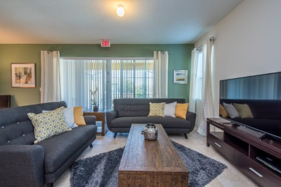 Luxury 5 Bedroom 5 Bath Brand New Modern Town Home in Solterra. 4719TD - Image 1 - Davenport - rentals