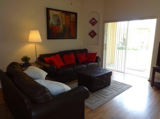 Orlando Area 4 Bedroom 3 BathTown House in Regal Palms Resort. 2113CA - Image 1 - Davenport - rentals