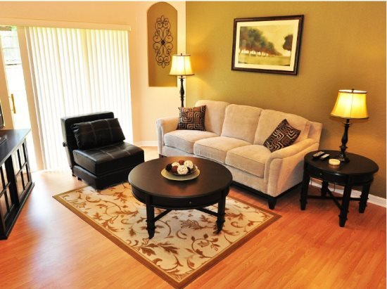 Bright and Modern 4 Bedroom 3 Bath Town House in Fantastic Resort. 514VA - Image 1 - Davenport - rentals
