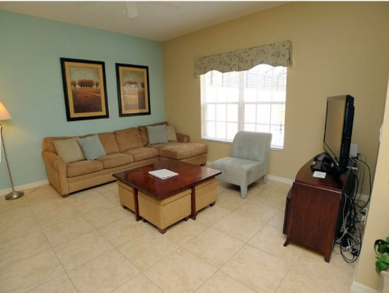 Paradise Palms Resort 4 Bedroom 3 Bath Town Home with Splash Pool. 8963CPR - Image 1 - Four Corners - rentals