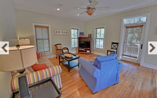 3 Bedroom 3 Bath Cottage in Panama City Beach. 189PB - Image 1 - Alys Beach - rentals