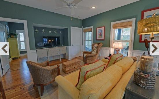Upscale Magnolia By The Sea 3 Bedroom 3 Bath Cottage. 19CPL - Image 1 - Alys Beach - rentals