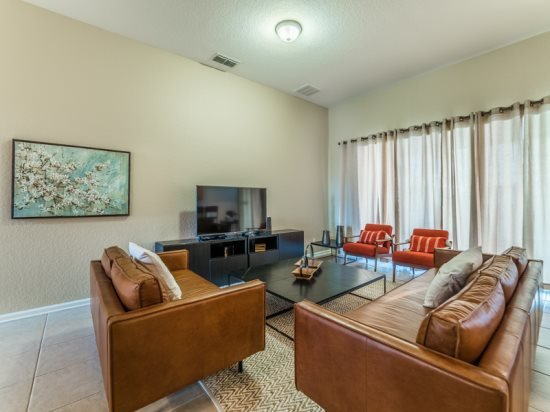 Lovely 5 Bedroom 5 Bath Pool Home in the Windsor Hills Resort. 2621AB - Image 1 - Kissimmee - rentals
