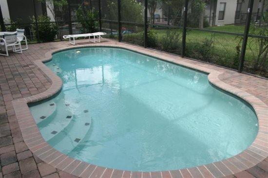 4 Bed 2.5 Bath Pool Home close to Disney and Shopping. 16606LBL - Image 1 - Orlando - rentals