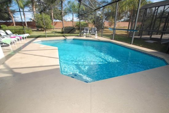 5 Bed 3.5 Bath Pool and Spa Home with Games Room Near Disney. 351CD - Image 1 - Orlando - rentals