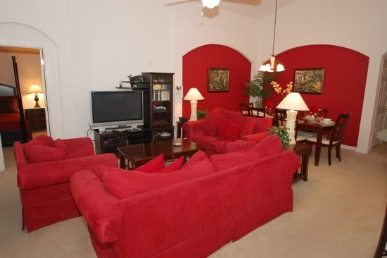 Luxurious 4 Bed 3.5 Bath Pool Home in Gated Community. 715HP - Image 1 - Orlando - rentals