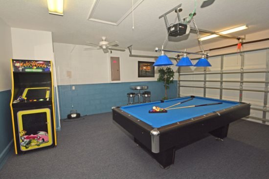 4 Bedroom 3 Bathroom Pool Home In Highland Reserve. 258NH - Image 1 - Orlando - rentals