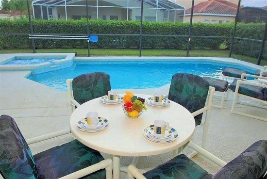 4 Bedroom 3 Bath Pool home with South facing Pool. 906TH - Image 1 - Orlando - rentals