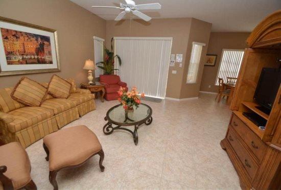 5 Bedrooms 4 Bath Pool Home Near Disney. 332BD - Image 1 - Orlando - rentals