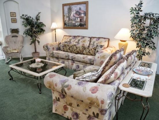 5 Bedroom 3 Bath Pool Home with Lake View. 244HD - Image 1 - Orlando - rentals