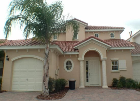4 Bedroom Pool Home with Private Pool & Spa. 812BD - Image 1 - Orlando - rentals