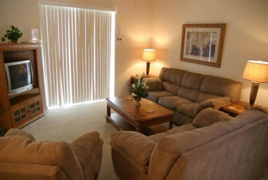 Pet Friendly 4 Bedroom Pool Home in Gated Community. 619BD - Image 1 - Orlando - rentals