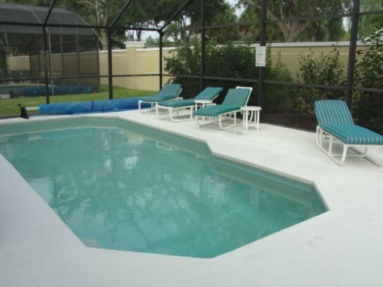 4 Bedroom Pool Home in Southern Dunes Golf Community. 1369RD - Image 1 - Orlando - rentals