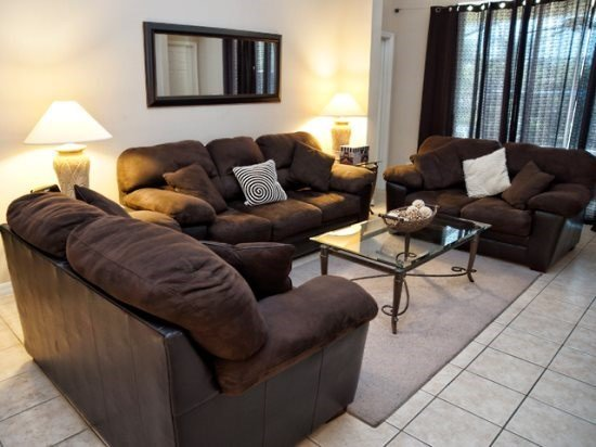 Lovely 4 Bedroom Calabay Parc Home With Pool And Spa. 426CPB - Image 1 - Orlando - rentals