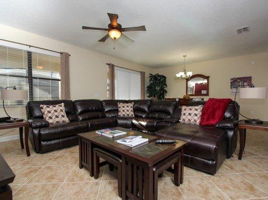 Huge 9 Bedroom Pool Home In ChampionsGate Resort Sleeps 22. 1406WW - Image 1 - Orlando - rentals