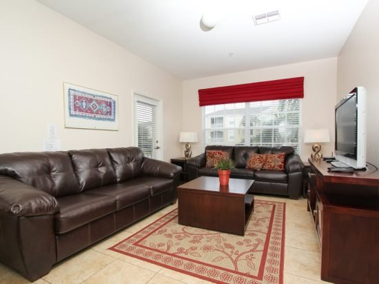 3 Bedroom Condo In Windsor Palms gated Resort. 2300BW-204 - Image 1 - Orlando - rentals