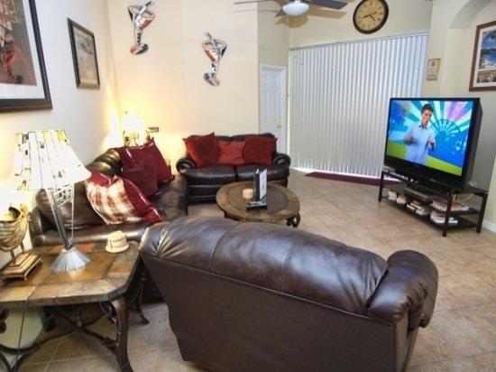 Disney Area 4 Bedroom 3 Bath Pool Home. 232CPB - Image 1 - Orlando - rentals