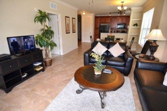 3 Bedroom 3 Bath Condo in Bella Piazza Resort. 904CP-521 - Image 1 - Orlando - rentals