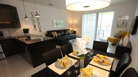 3 Bed 3 Bath Modern Townhome With Pool. 17517PA - Image 1 - Orlando - rentals