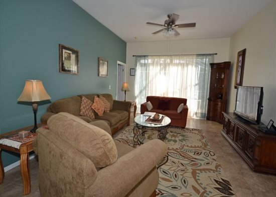 4 Bedroom 3 Bath Pool Home in Highlands Reserve. 216CW - Image 1 - Orlando - rentals