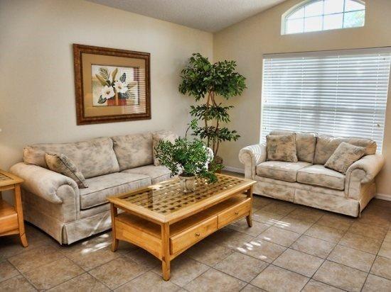 4 Bedroom 3 Bathroom Solana Resort Home. 225CA - Image 1 - Orlando - rentals