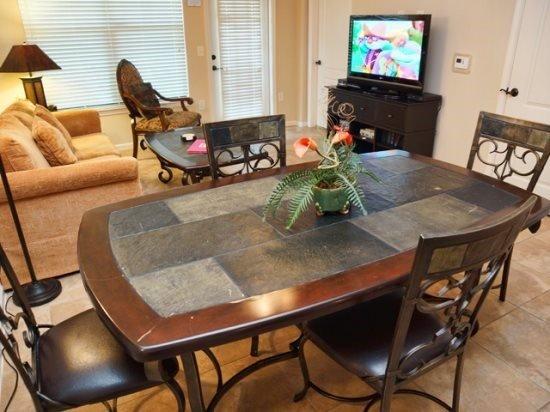 Tuscan Style 4 Bedroom 3 Bath Condo at Bella Piazza. 907CP-912 - Image 1 - Orlando - rentals