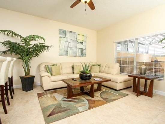 4 Bedroom 3 Bath Town House In The Popular Community Of Paradise Palms. 8883CPR - Image 1 - Orlando - rentals