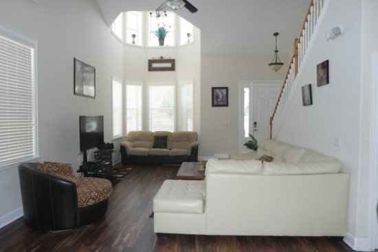 5 Bedroom 5 Bath Pool Home At Providence Golf & Country Club. 2149VD - Image 1 - Orlando - rentals