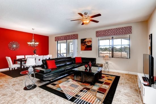 Luxurious 7 Bedroom Home In Gated Golf Course Community Of Providence. 2371VD - Image 1 - Orlando - rentals