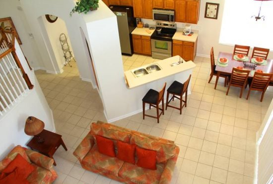 6 Bedroom Pool Home in Windsor Hills. WH009 - Image 1 - Orlando - rentals