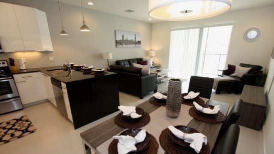 3 Bed 3 Bath Townhome with Pool and Balcony. 17508PA - Image 1 - Orlando - rentals