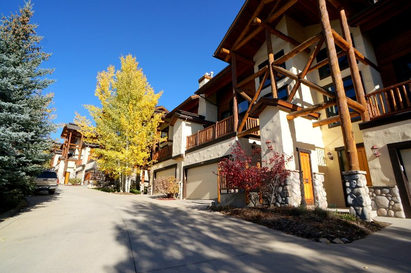 Cross Timbers Town Homes #2780 - Image 1 - Steamboat Springs - rentals