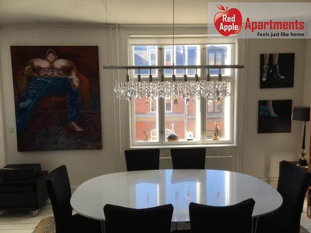 Bright New York style Apartment in the Heart of Vesterbro - 6043 - Image 1 - Copenhagen - rentals