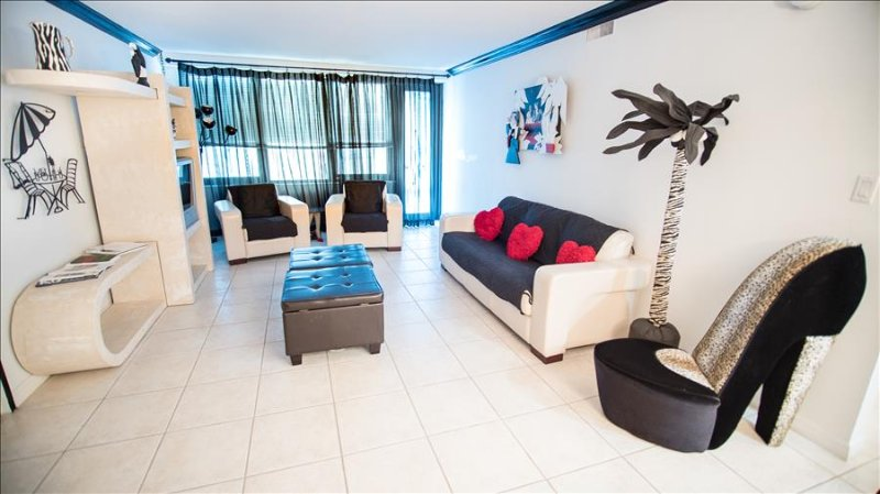 Premium Millionaire's Row Oceanfront Resort Two Bedroom Suite 1AX2IAA - Image 1 - Miami Beach - rentals
