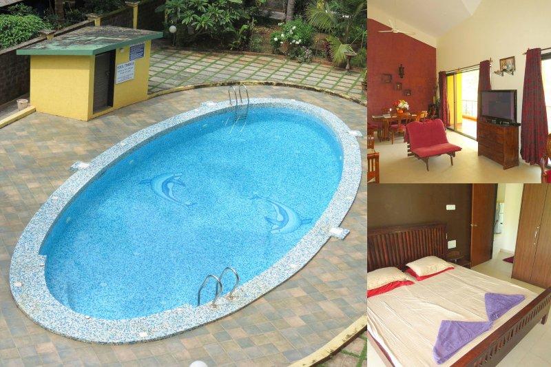 06) Spacious Penthouse 3 Bedroom Apartment Sleeps 7 & Fibre Optic Broadband - Image 1 - Arpora - rentals