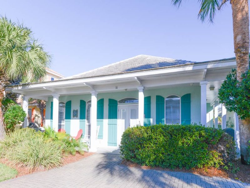 Villa Del Mare - Image 1 - Miramar Beach - rentals