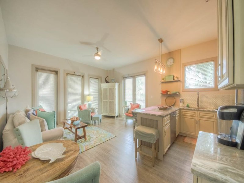 Inn at Gulf Place 1201 - Image 1 - Santa Rosa Beach - rentals