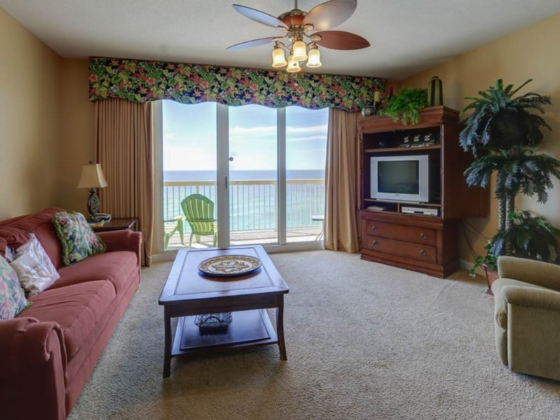 Seychelles Beach Resort 1008 - Image 1 - Panama City Beach - rentals