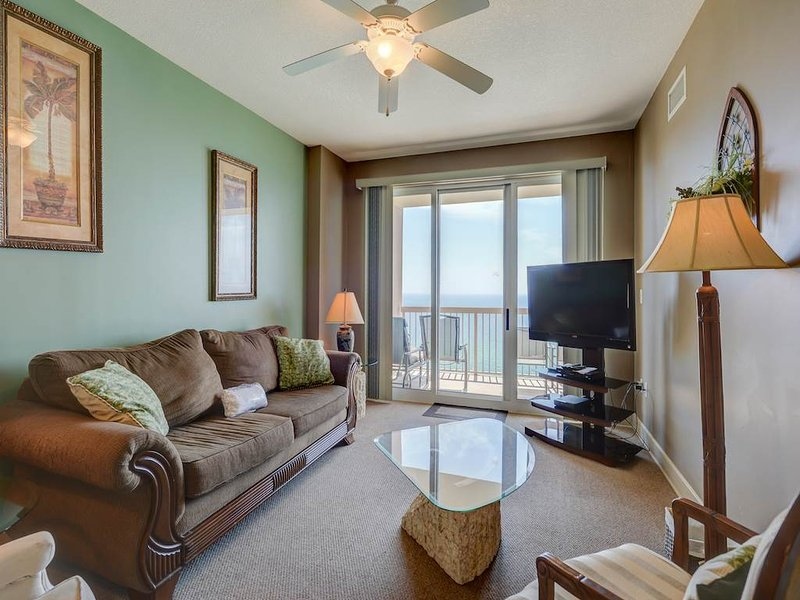 Sunrise Beach Condominiums 1508 - Image 1 - Panama City Beach - rentals