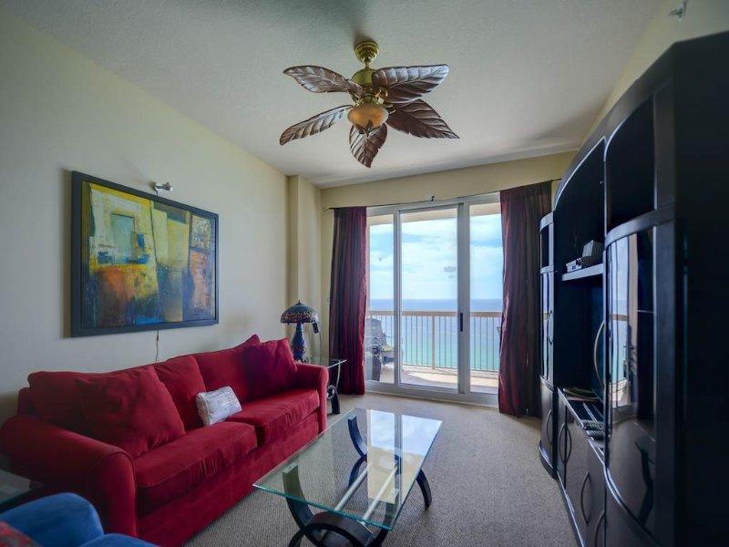 Sunrise Beach Condominiums 1709 - Image 1 - Panama City Beach - rentals