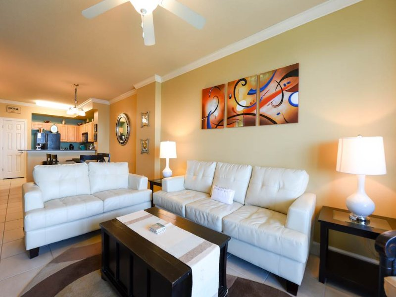 Elegant 2 Bedroom with Private Balcony at Sunrise Beach - Image 1 - Panama City Beach - rentals