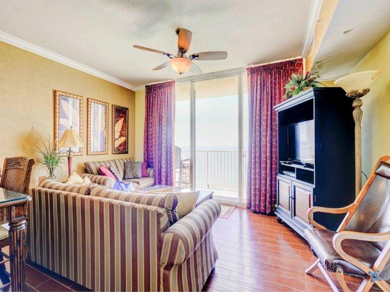 Tidewater Beach Condominium 1812 - Image 1 - Panama City Beach - rentals