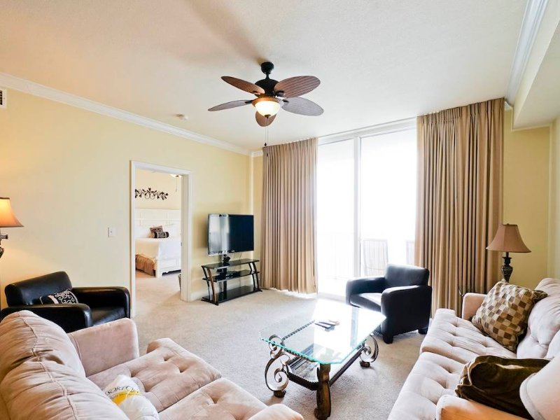 Tidewater Beach Condominium 2202 - Image 1 - Panama City Beach - rentals